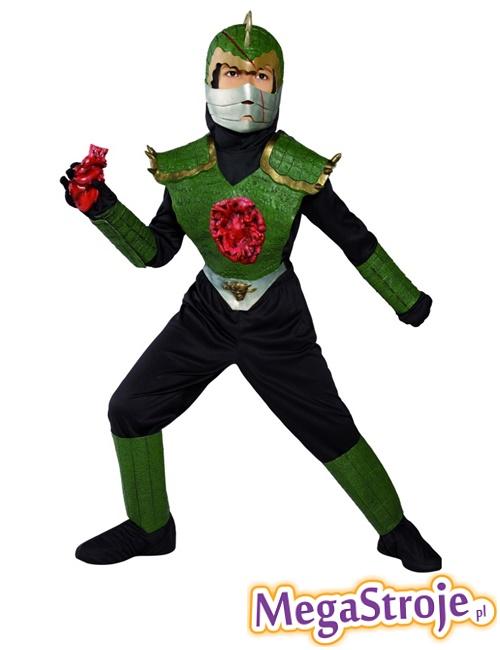 Kostium dziecięcy Wojowniczy Ninja