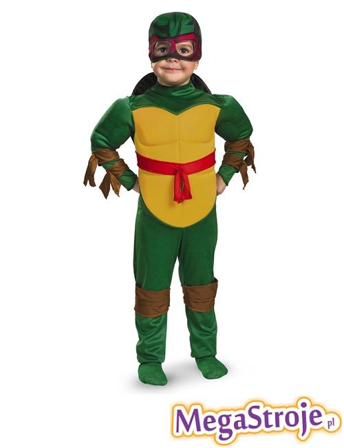Kostium dziecięcy Wojowniczy Żółw Ninja