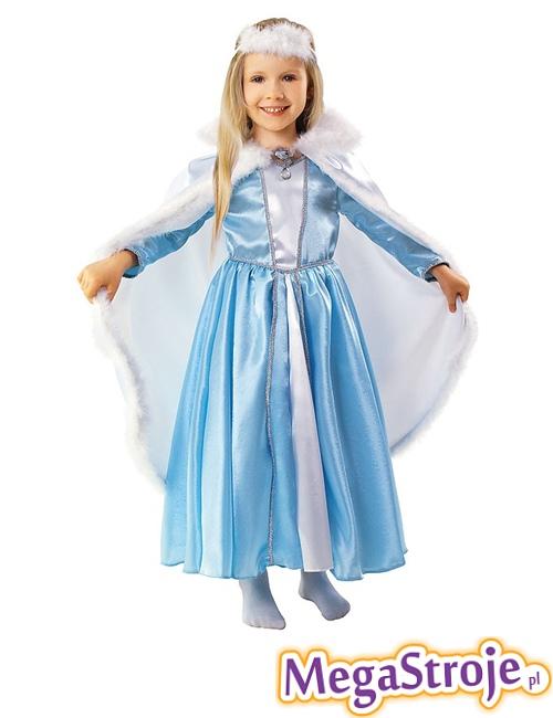 Kostium dziecięcy Zima