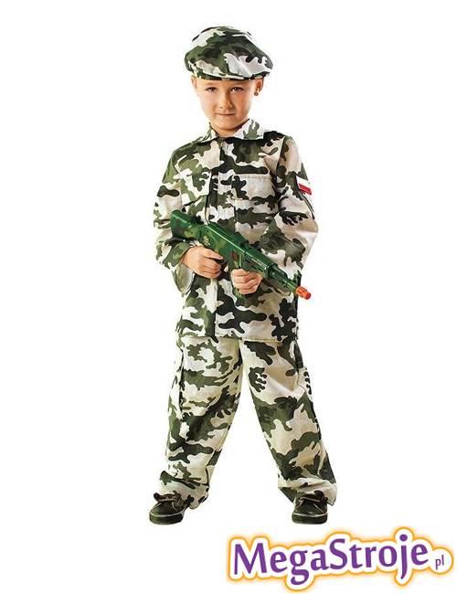 Kostium dziecięcy Żołnierz 2