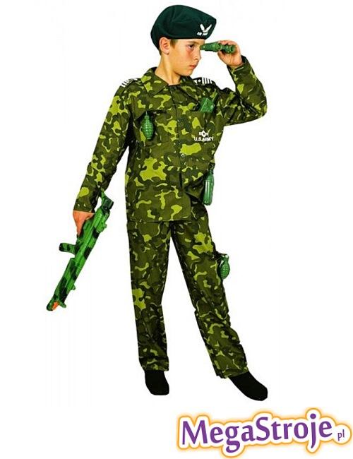 Kostium dziecięcy Żołnierz