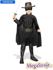 Kostium dziecięcy Zorro deluxe