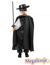 Kostium dziecięcy Zorro