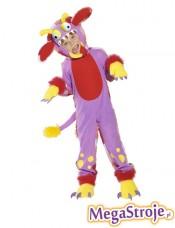 Kostium dziecięcy Zwariowany potworek