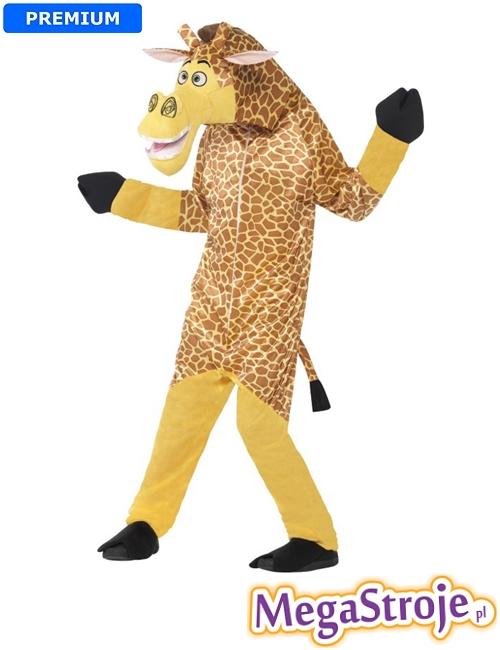 Kostium dziecięcy Żyrafa MELMAN - Madagaskar