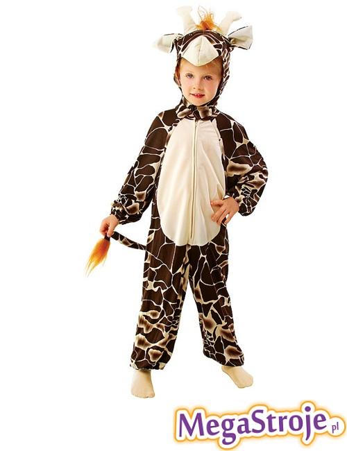 Kostium dziecięcy Żyrafy