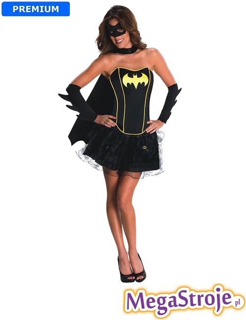 Kostium Dziewczyna Batmana