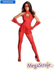 Kostium Dziewczyna Flasha