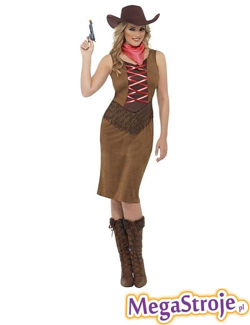 Kostium Dziewczyna Kowboja