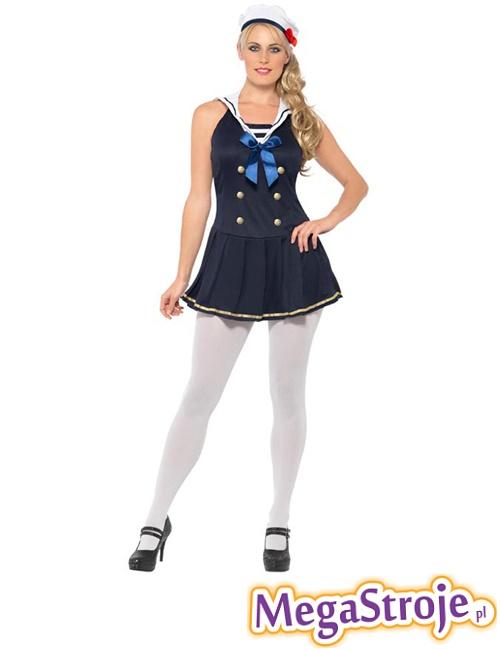 Kostium Dziewczyna Marynarza 3