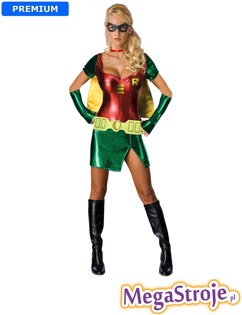 Kostium Dziewczyna Robina