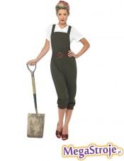 Kostium Dziewczyna z II wojny światowej