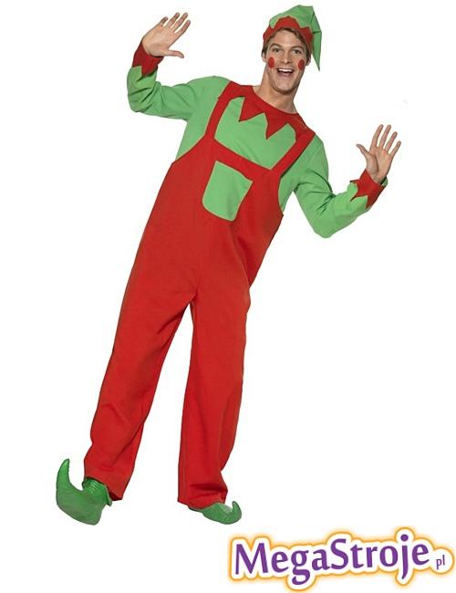 Kostium Elf 3