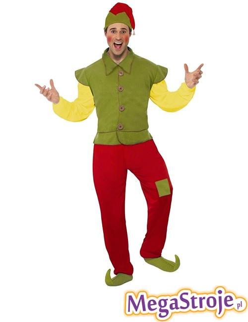 Kostium Elf 4