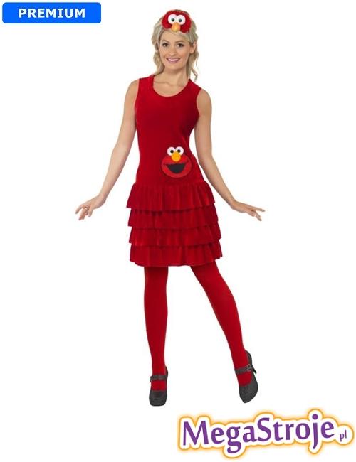 Kostium Elmo damski