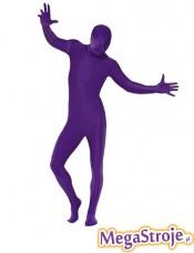 Kostium fioletowy Second Skin