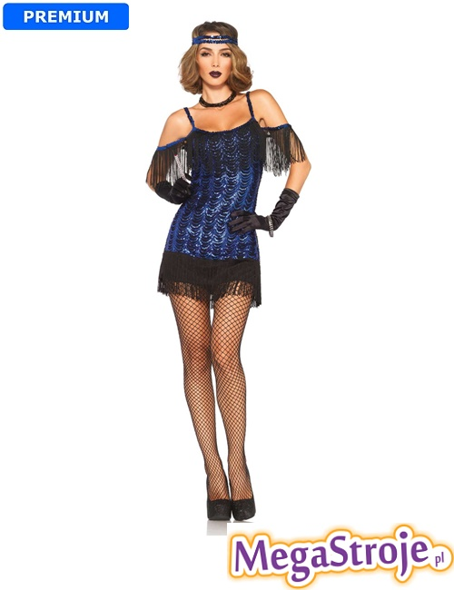 Kostium Flapper glamour