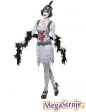 Kostium Flapperka zombie