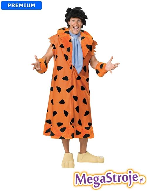 Kostium Fred Flintstone deluxe