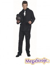 Kostium Gangster czarny 2