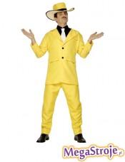 Kostium Gangster żółty
