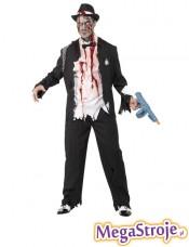 Kostium Gangster zombie