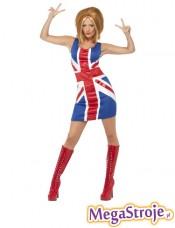 Kostium Geri - Spice Girls