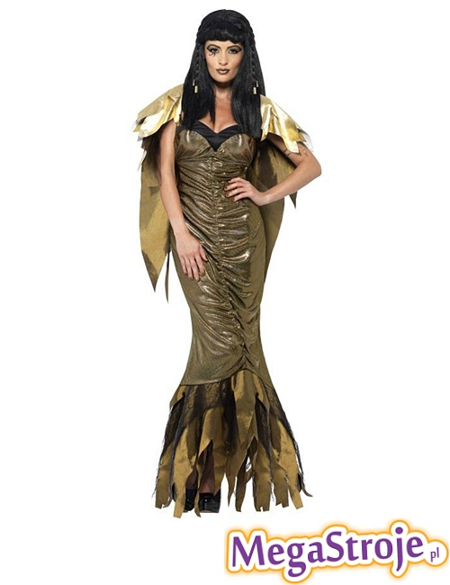 Kostium Gniewna Kleopatra