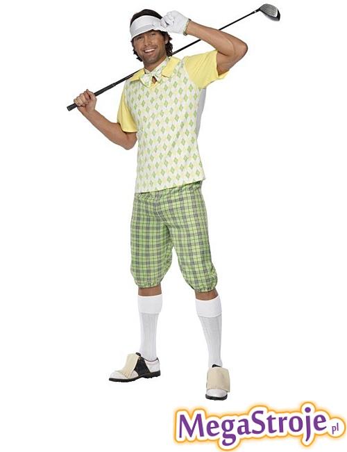Kostium Golfisty