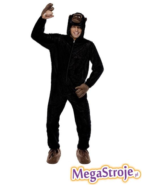 Kostium pluszowy Goryl