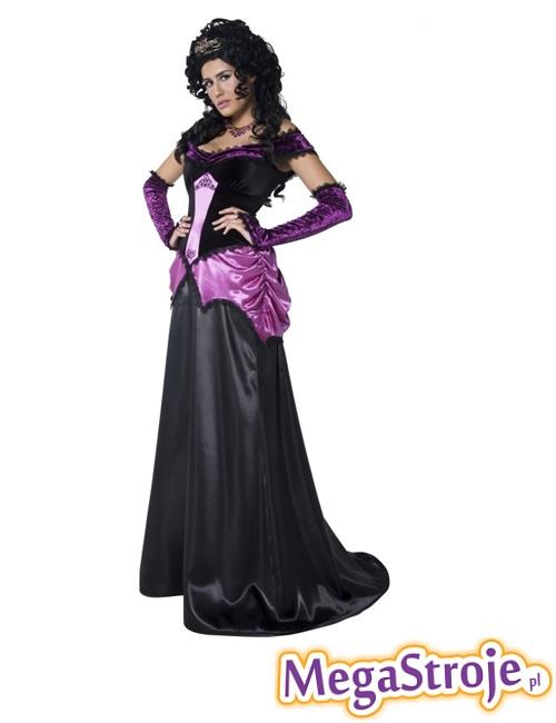 Kostium Gotycka Księżniczka