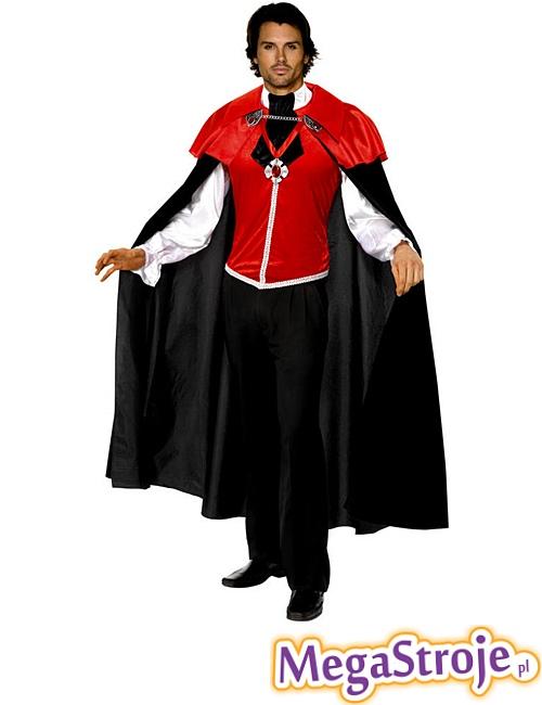 Kostium Gotycki Wampir