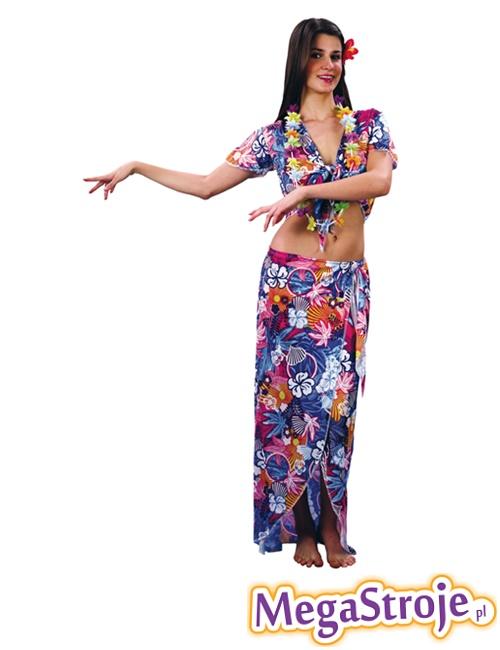 Kostium Hawajski damski