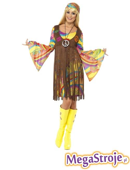 Kostium Hippie Girl 3