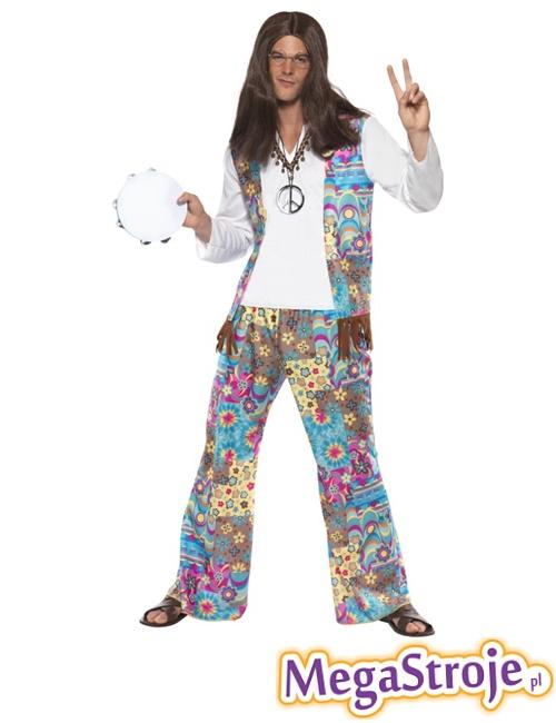 Kostium Hippie Man