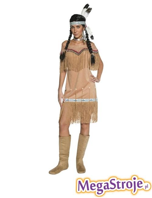 Kostium Indianka 2