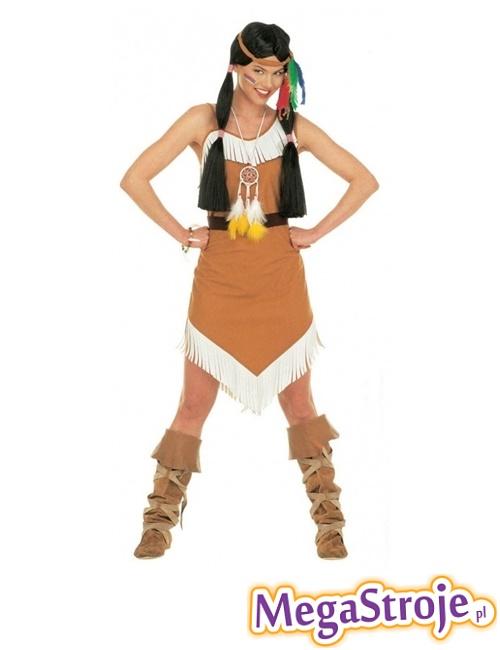 Kostium Indianki