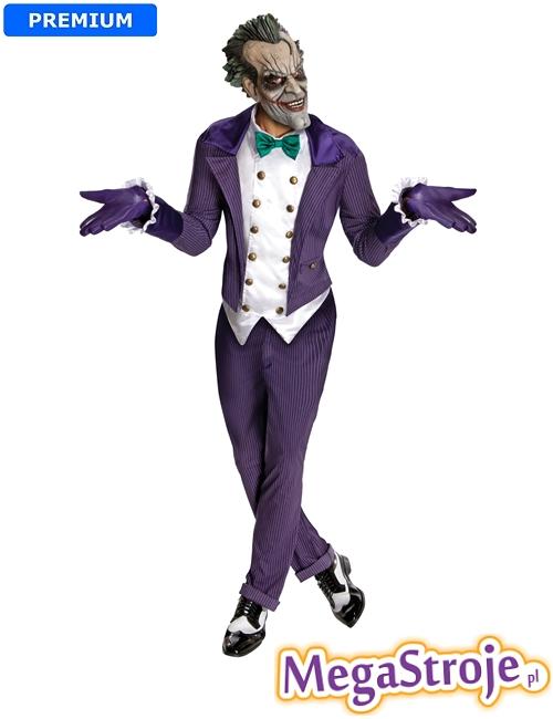Kostium Joker - Batman Arkham Asylum