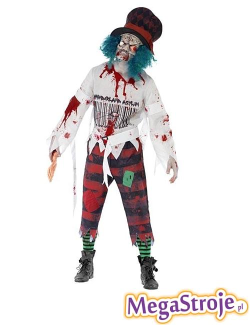 Kostium Kapelusznik zombie