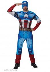 Kostium Kapitan Ameryka lux