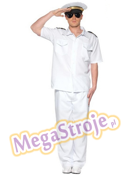 Kostium Kapitan marynarki 2