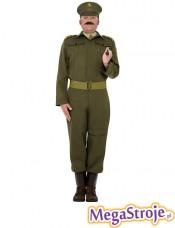 Kostium Kapitan z II wojny światowej