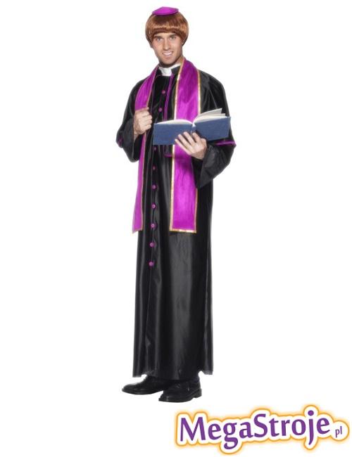Kostium Kardynał
