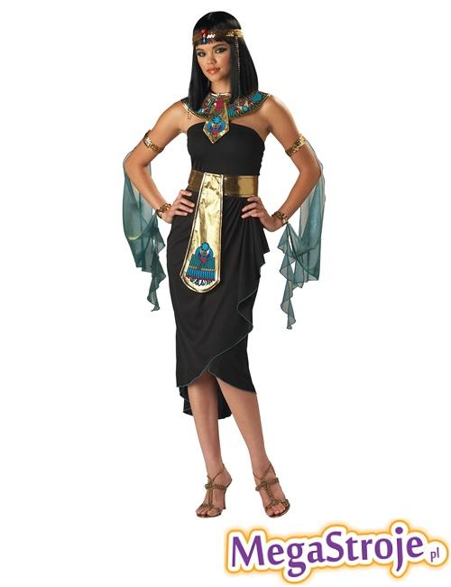 Kostium Klejnot Nilu czarny
