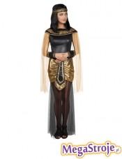 Kostium Kleopatra czarno-złota