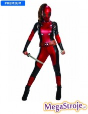 Kostium Kobieta Deadpool