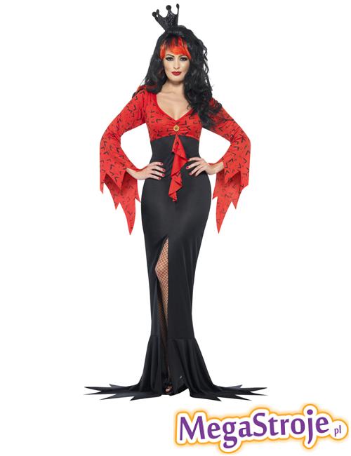 Kostium Kobieta Diabeł