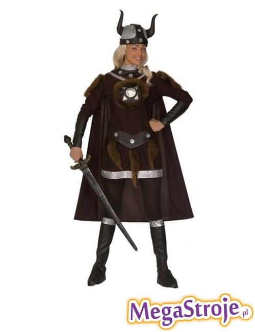 Kostium Kobieta Wiking