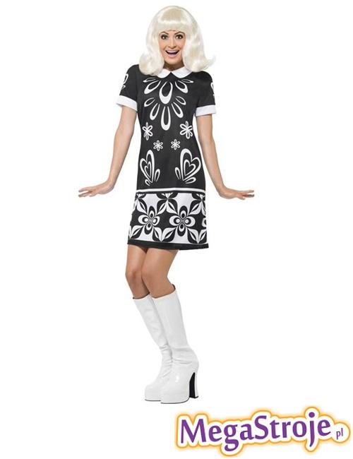 Kostium Kobieta z lat 60.