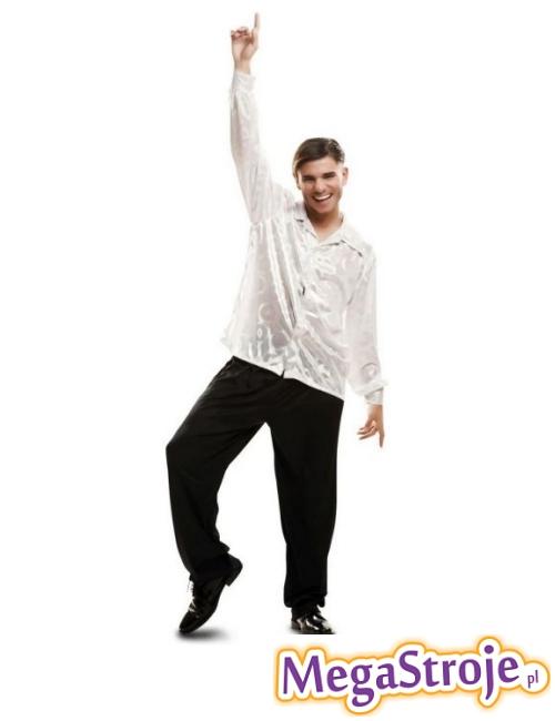 Koszula męska Disco biała